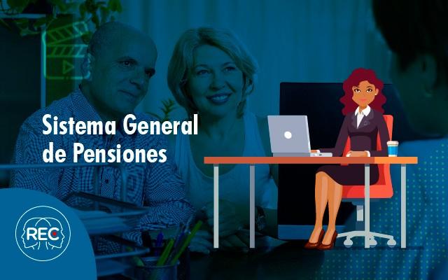Sistema General de Pensiones (VI Cohorte)
