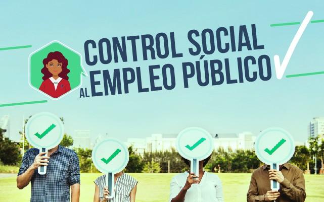 Control Social al Empleo Público (IV Cohorte)