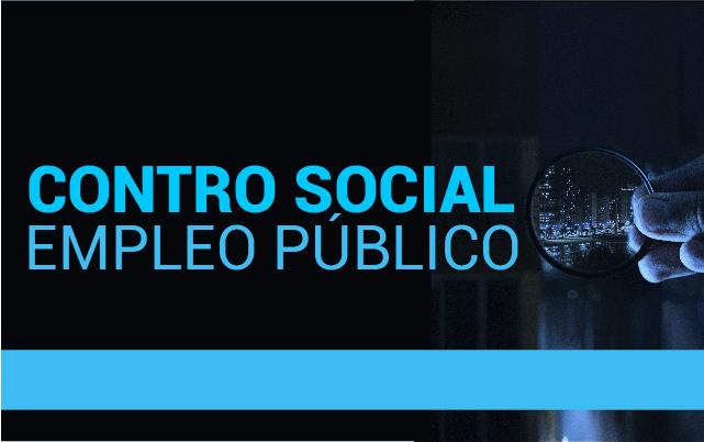 Control Social al Empleo Público (VIII Cohorte)