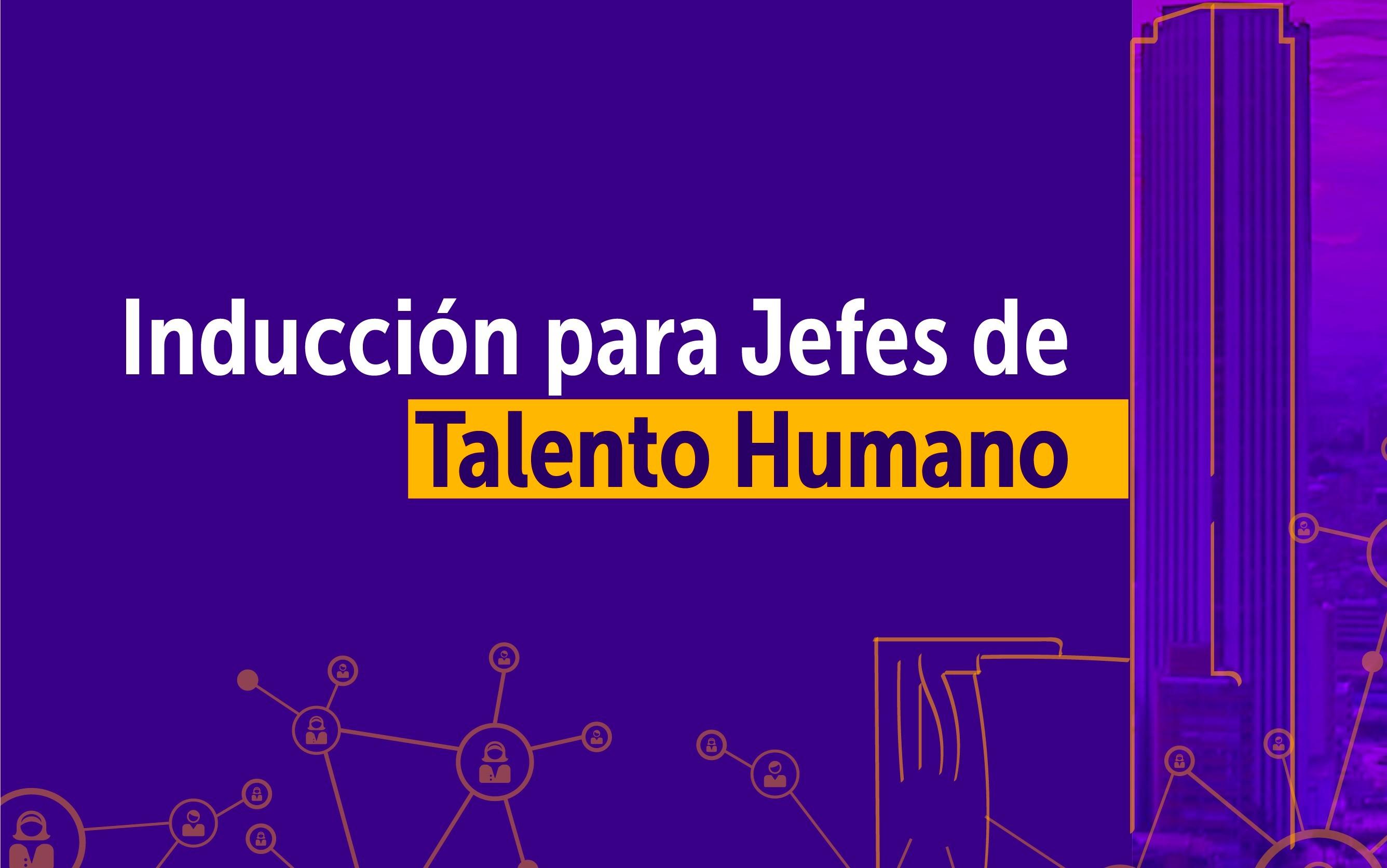 Inducción Jefes de Talento Humano (VIII Cohorte)