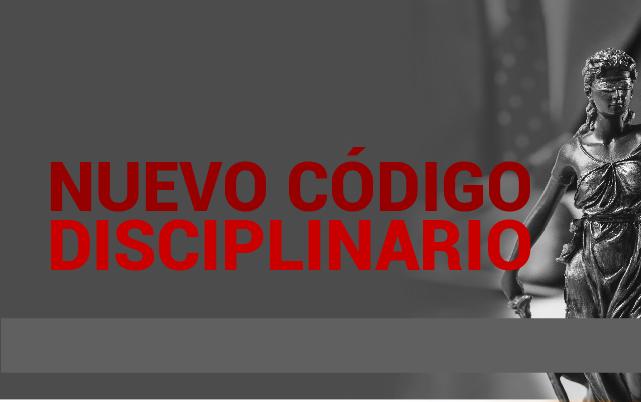 Derecho Disciplinario (IX Cohorte)